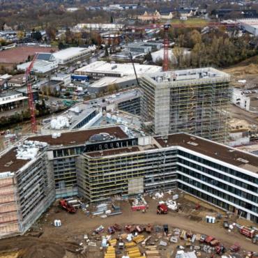 Wie sich Aldi Nord mit gläsernem Campus in Essen öffnen will