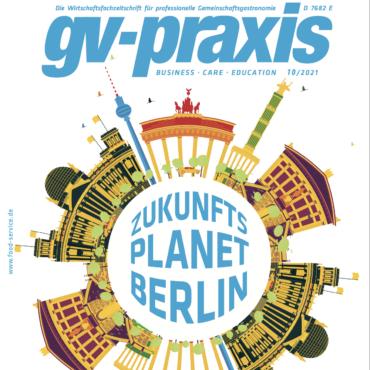 Axel Springer – Die neue Kiez-Gastronomie